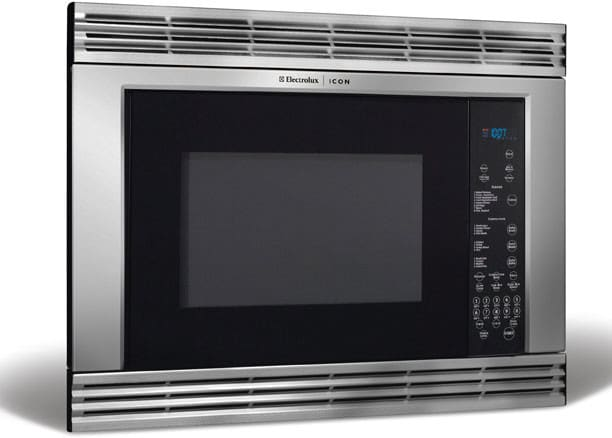 Electrolux E30mo65gss 30 Inch Built In Microwave Oven With