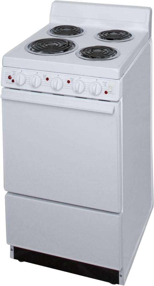 Premier Eakl0aop 20 Inch Freestanding Electric Range With Special Safety Features