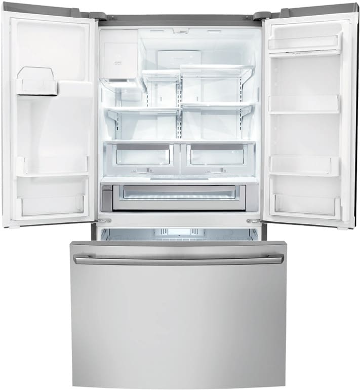 Electrolux Ei23bc35ks 36 Inch Counter Depth French Door Refrigerator