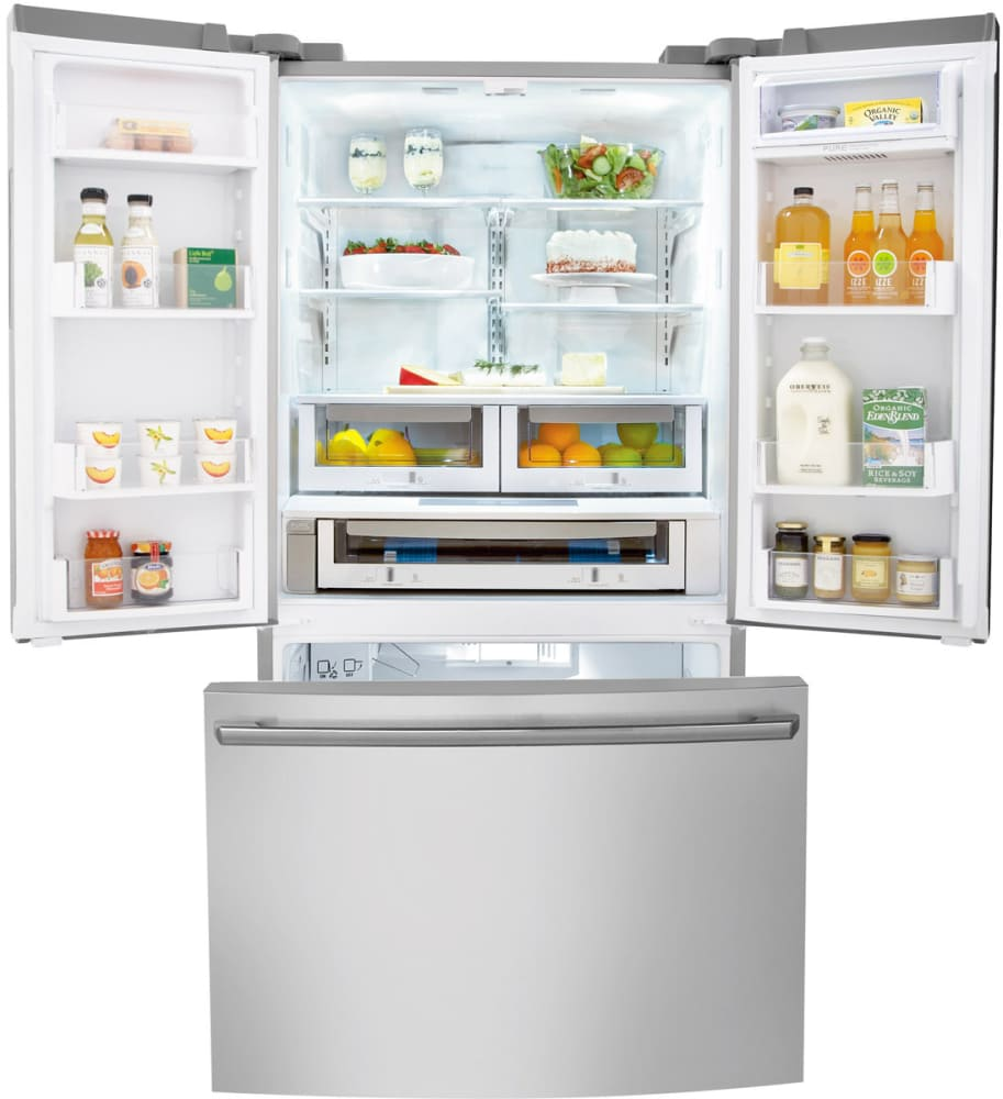Luxury Refrigerators: Electrolux EI27BS16JS 26.6 Cu. Ft. French Door