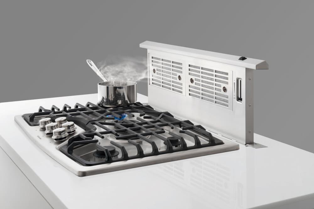 Electrolux ei30dd10ks 30 inch downdraft ventilation system for Remote kitchen exhaust fan