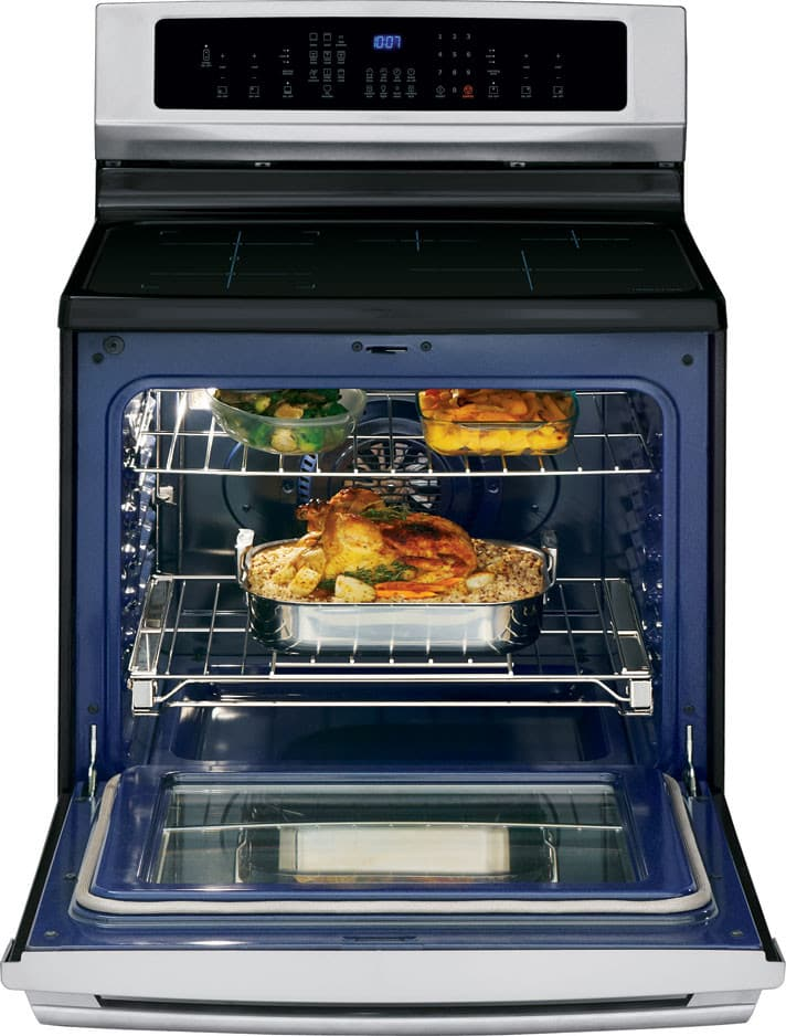 ... Electrolux IQ Touch Series EI30IF40LS   Interior View ...