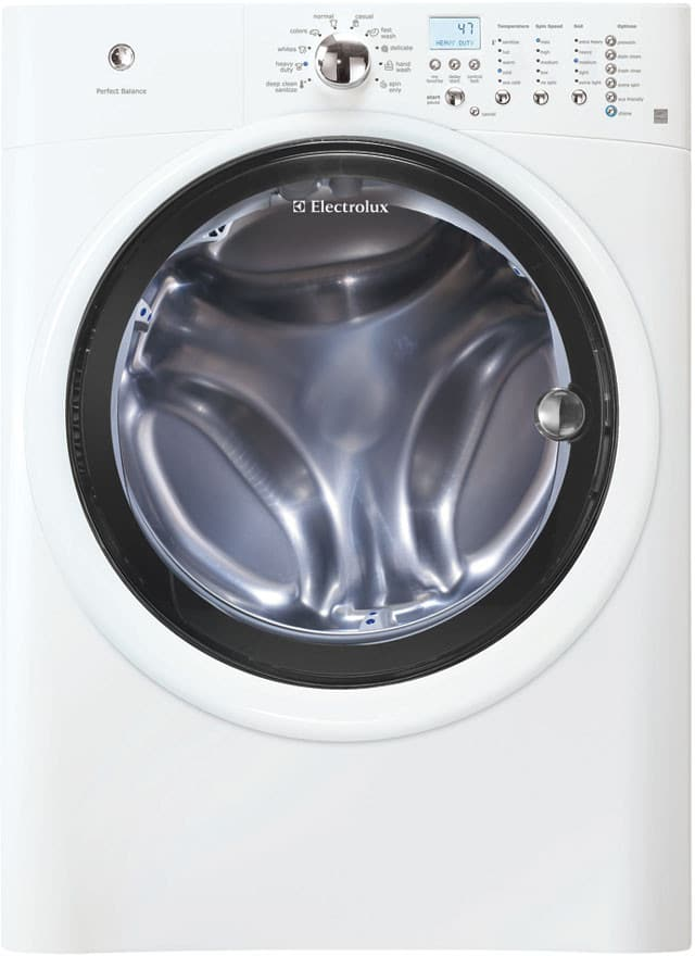 Electrolux Eiflw50liw 27 Inch 4 2 Cu Ft Front Load Washer With 11 Wash Cycles 1 200 Rpm 18