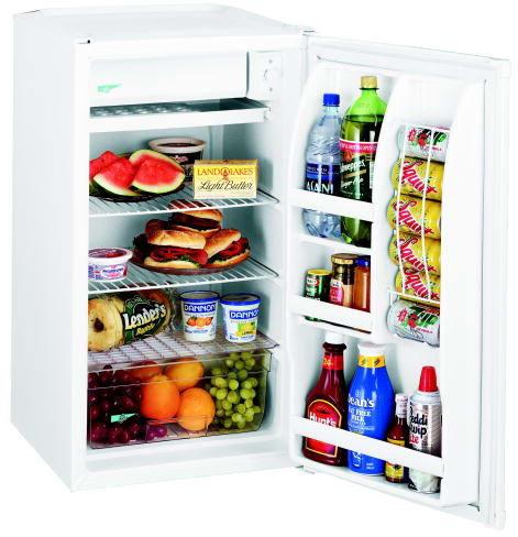 Whirlpool El05ccxmb 4 3 Cu Ft Compact Refrigerator