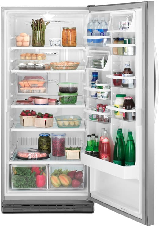 Whirlpool El88trrws 17 7 Cu Ft All Refrigerator With 5
