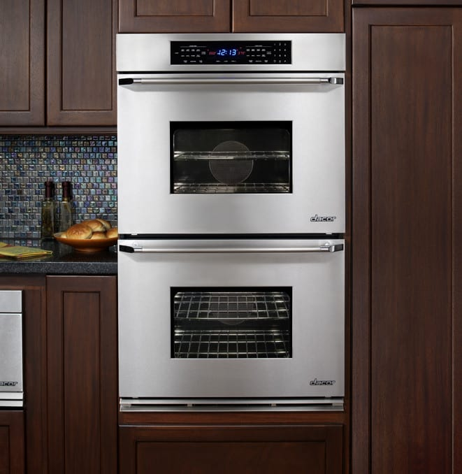 Dacor Eors227sch 27 Inch Double Electric Wall Oven With 3