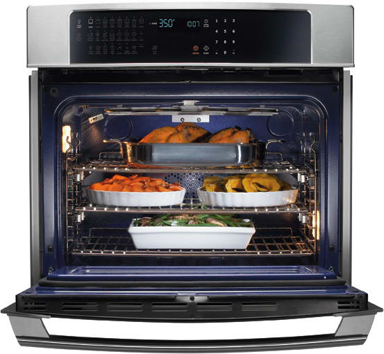 Electrolux Ew30ew55gs 30 Inch Single Electric Wall Oven