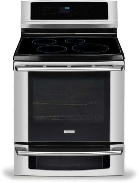 Electrolux Ew30if60is 30 Inch Freestanding Induction Range