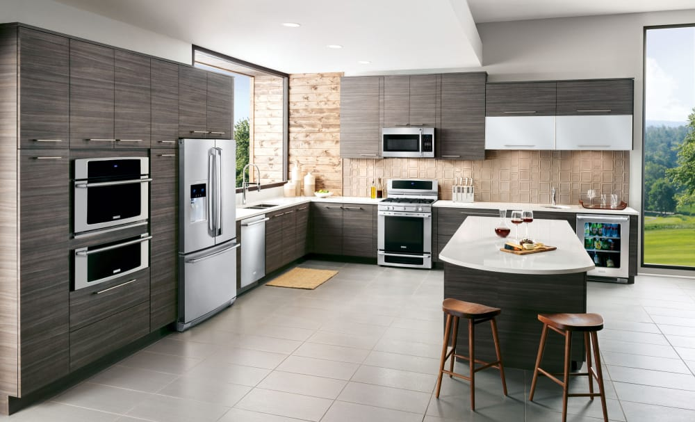 ... Electrolux Wave Touch Series EW30WD55QS   Kitchen View