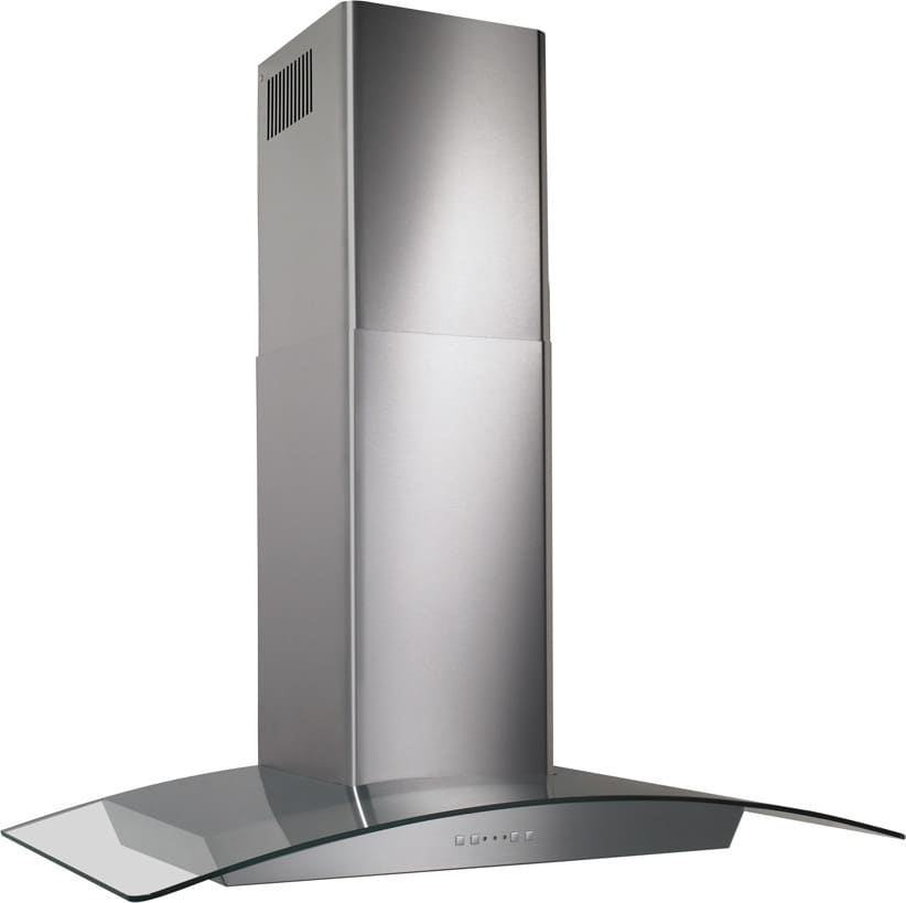 Broan Chimney Hoods ~ Broan ew ss inch wall mount chimney range hood with