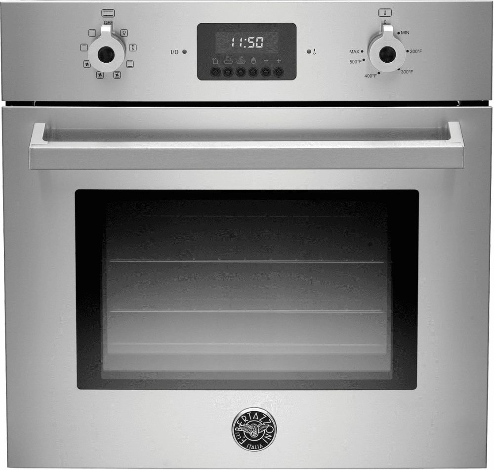 Electric Wall Oven 24 Inch Bertazzoni F24proxv 24 Inch Single Electric Wall Oven With 21 Cu