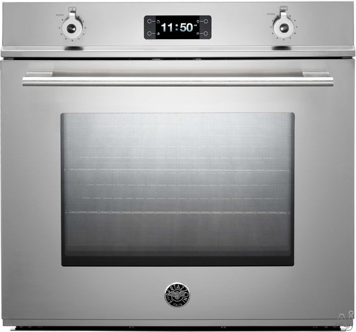 Bertazzoni Wall Oven Microwave Combo: Bertazzoni F30PROX 30 Inch Single Electric Wall Oven With