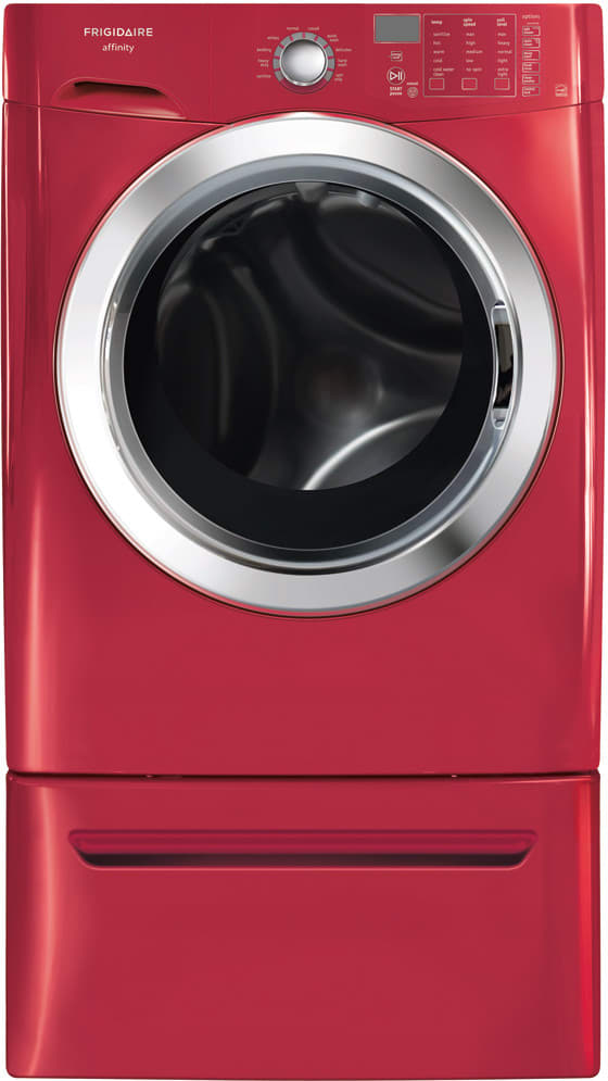 frigidaire affinity front load washer and dryer it