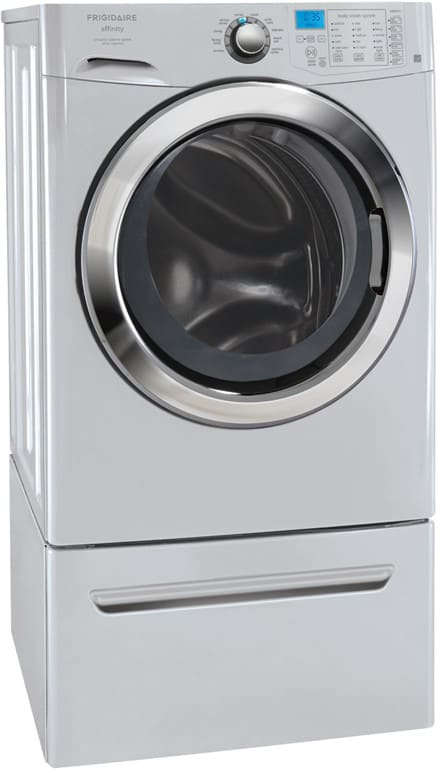 Frigidaire Fafs4473la 27 Inch Front Load Washer With 3 81