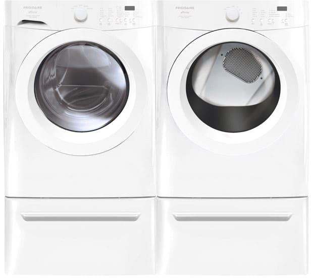 Frigidaire Faqg7001lw 27 Inch Gas Dryer With 7 0 Cu Ft