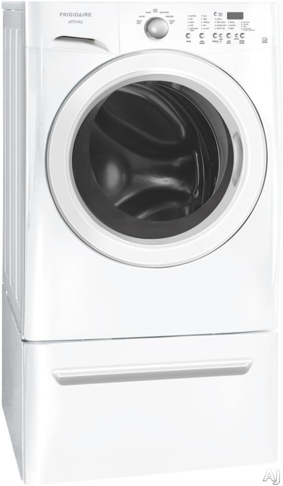 Frigidaire Fafw3921nw 27 Inch Front Load Washer With 3 7