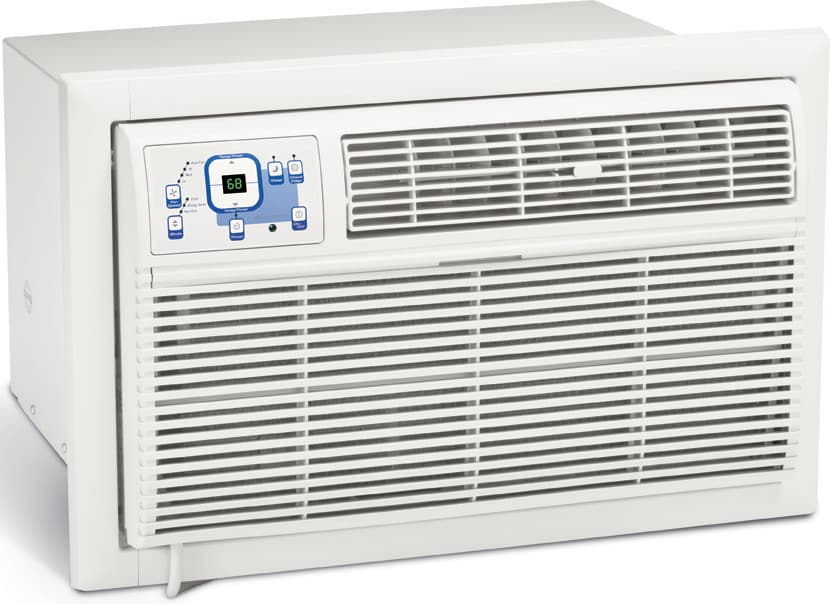 Frigidaire fah126r2t 12 000 btu through the wall air for 12000 btu window air conditioner room size