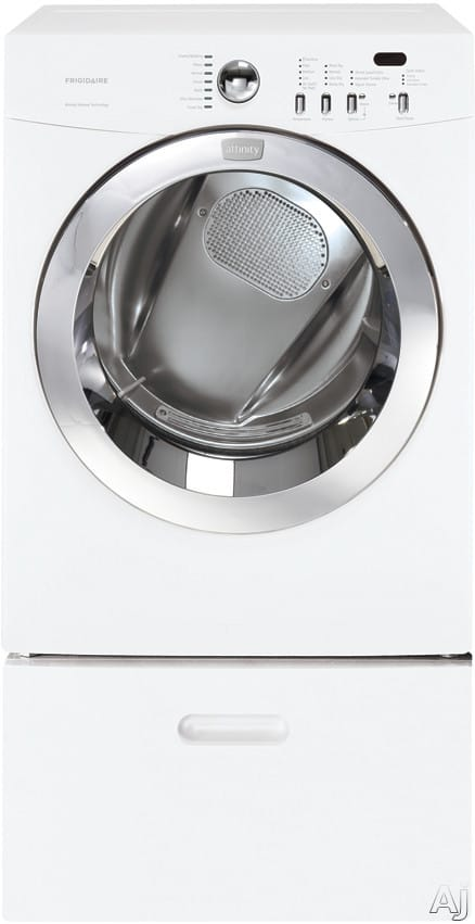Frigidaire Faqe7077kw 27 Inch Electric Dryer With 7 0 Cu