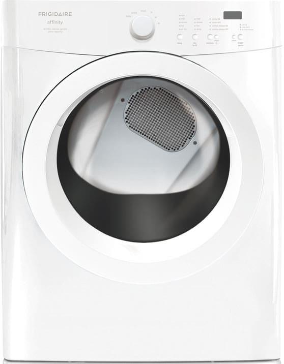 Frigidaire Faqe7111lw 27 Inch Electric Dryer With 7 0 Cu