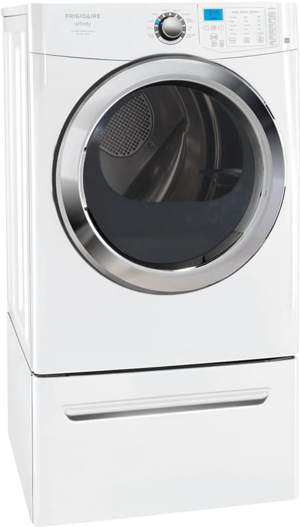 Frigidaire Fase7073lw 27 Inch Electric Dryer With 7 0 Cu
