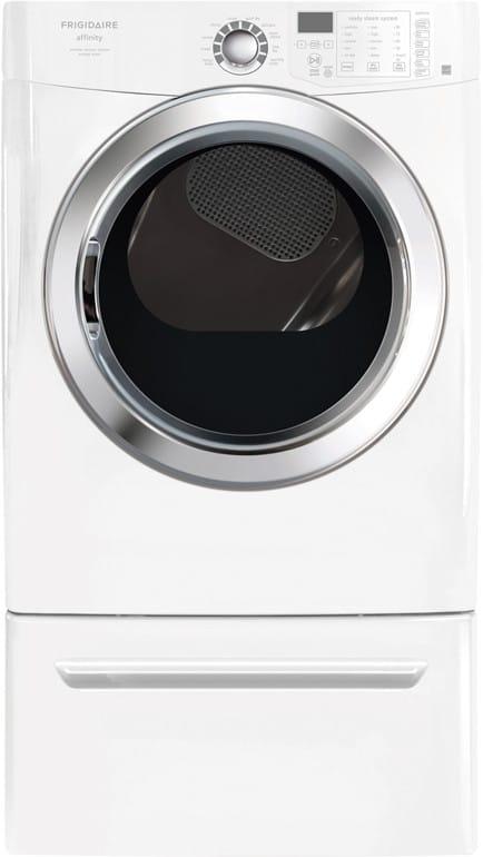 Frigidaire Fasg7073lw 27 Inch Gas Dryer With 7 0 Cu Ft
