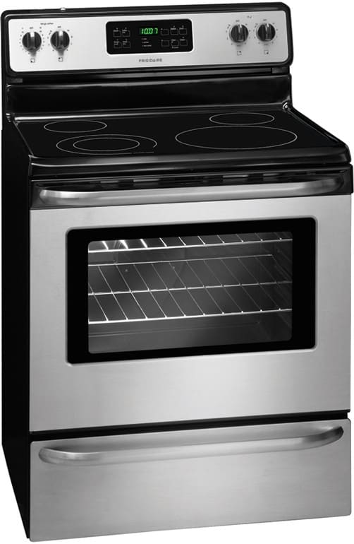 Frigidaire Ffef3048ls 30 Inch Freestanding Electric Range From