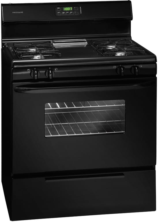 Frigidaire Ffgf3011lb 30 Inch Freestanding Gas Range With