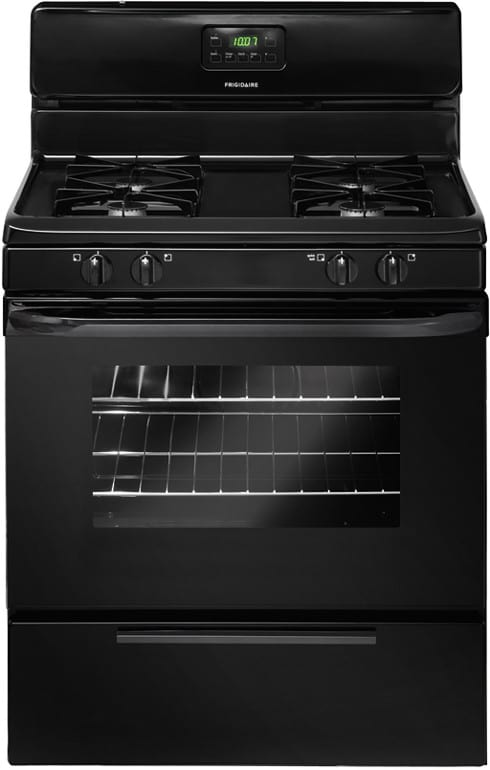 Frigidaire Ffgf3015l 30 Inch Freestanding Gas Range With