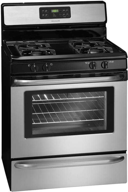 frigidaire ffgf3053ls featured view frigidaire ffgf3053ls shown at angled view