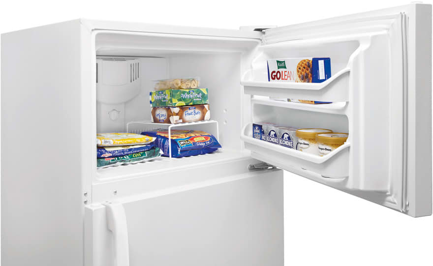 Frigidaire Ffht1513lw 14 8 Cu Ft Top Freezer
