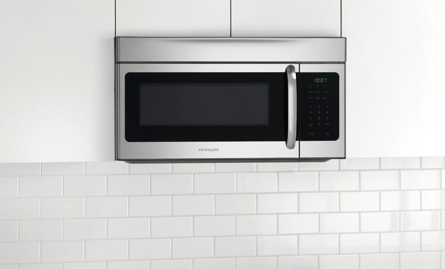 Frigidaire Ffmv164ls 1 6 Cu Ft Over The Range Microwave