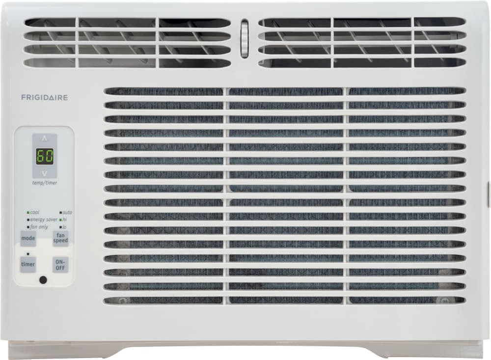 Frigidaire ffra0522q1 5 000 btu window room air for 12 inch high window air conditioner