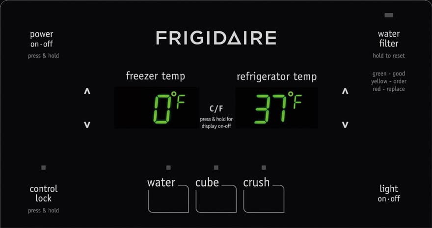 Frigidaire Ffsc2323ls 36 Inch Counter Depth Side By Side
