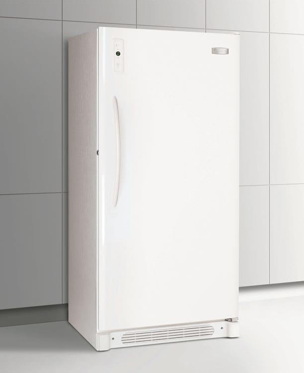 Frigidaire Ffu14f5hw 13 7 Cu Ft Upright Freezer With 3