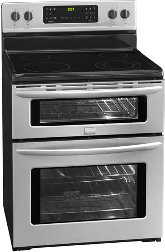Frigidaire Fgef300dnf 30 Inch Freestanding Electric Double