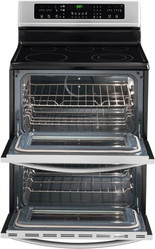 Frigidaire Fgef302tnf 30 Inch Freestanding Double Oven