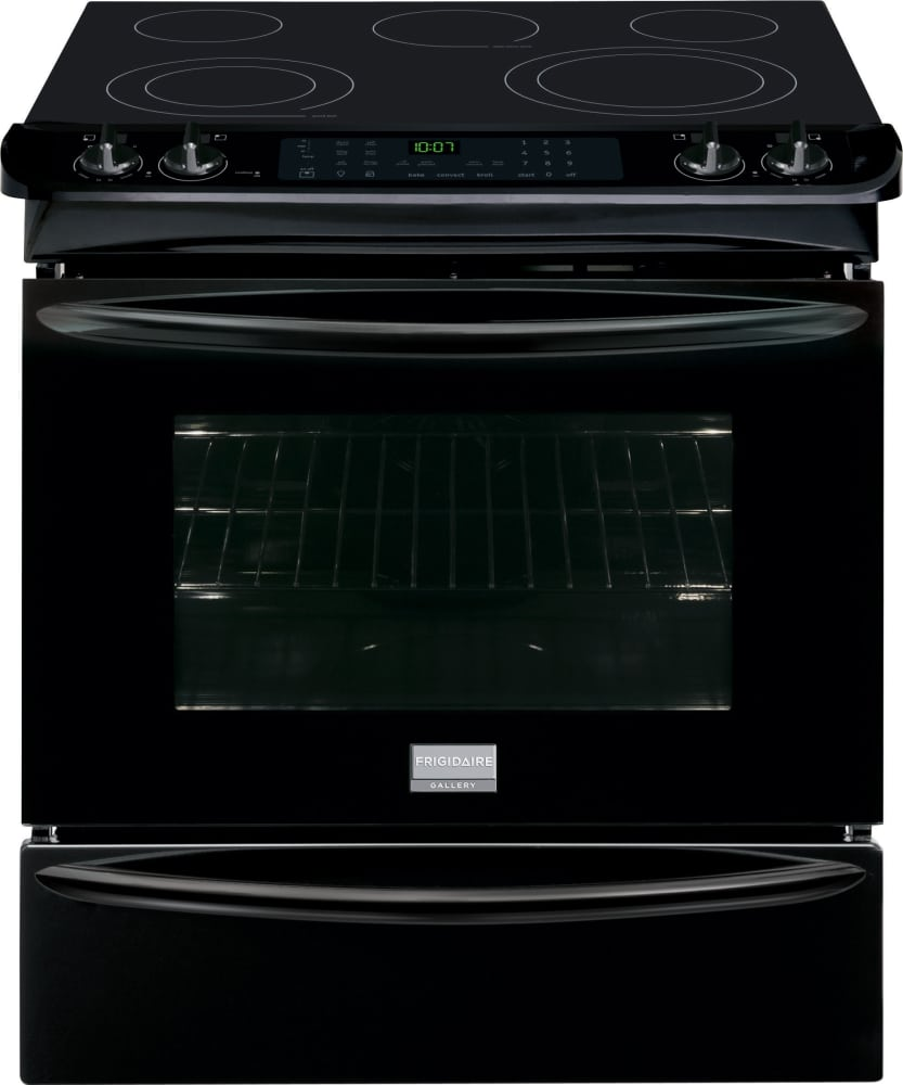 Frigidaire Fges3065p 30 Inch Slide In Electric Range With