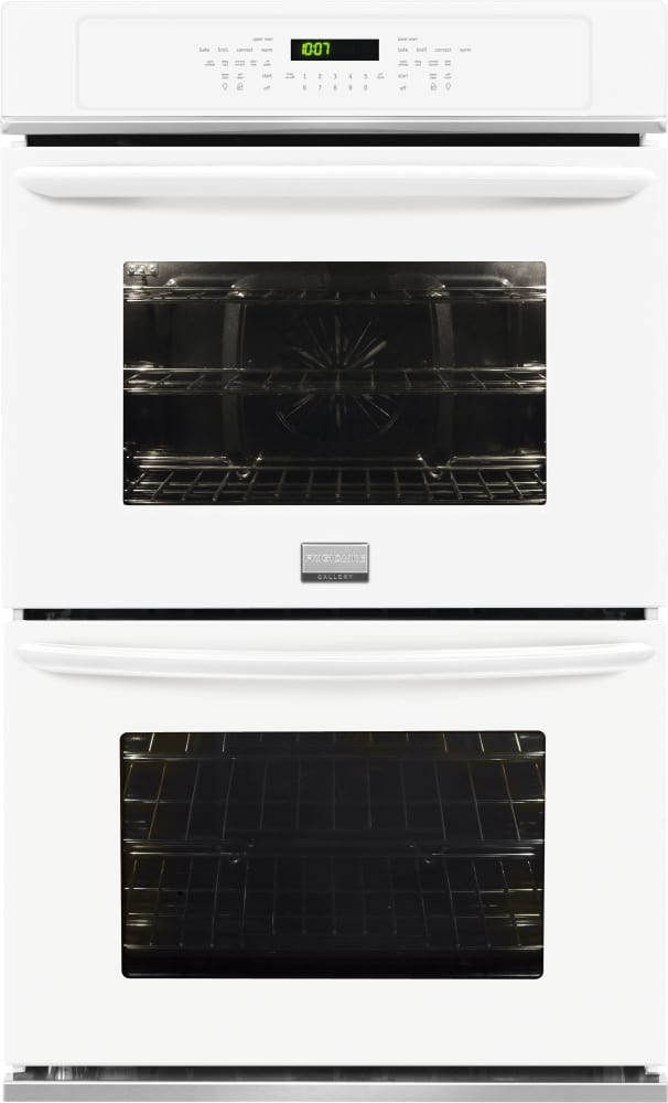 Frigidaire Fget3065pw 30 Inch Double Electric Wall Oven