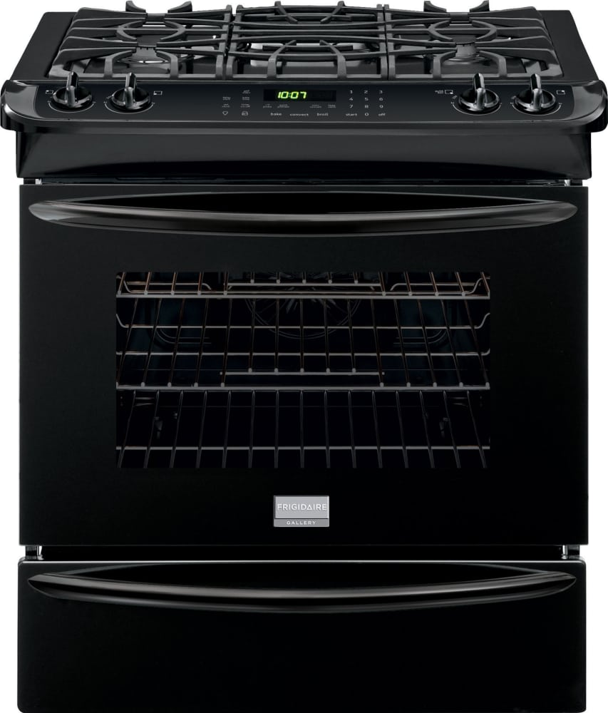 Frigidaire Fggs3065p 30 Inch Slide In Gas Range With True
