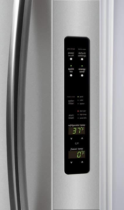 Frigidaire Fghn2844l 27 8 Cu Ft French Door Refrigerator