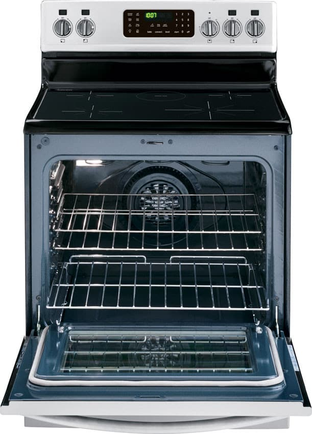 Frigidaire Fgif3061nf 30 Inch Electric Range With True Convection