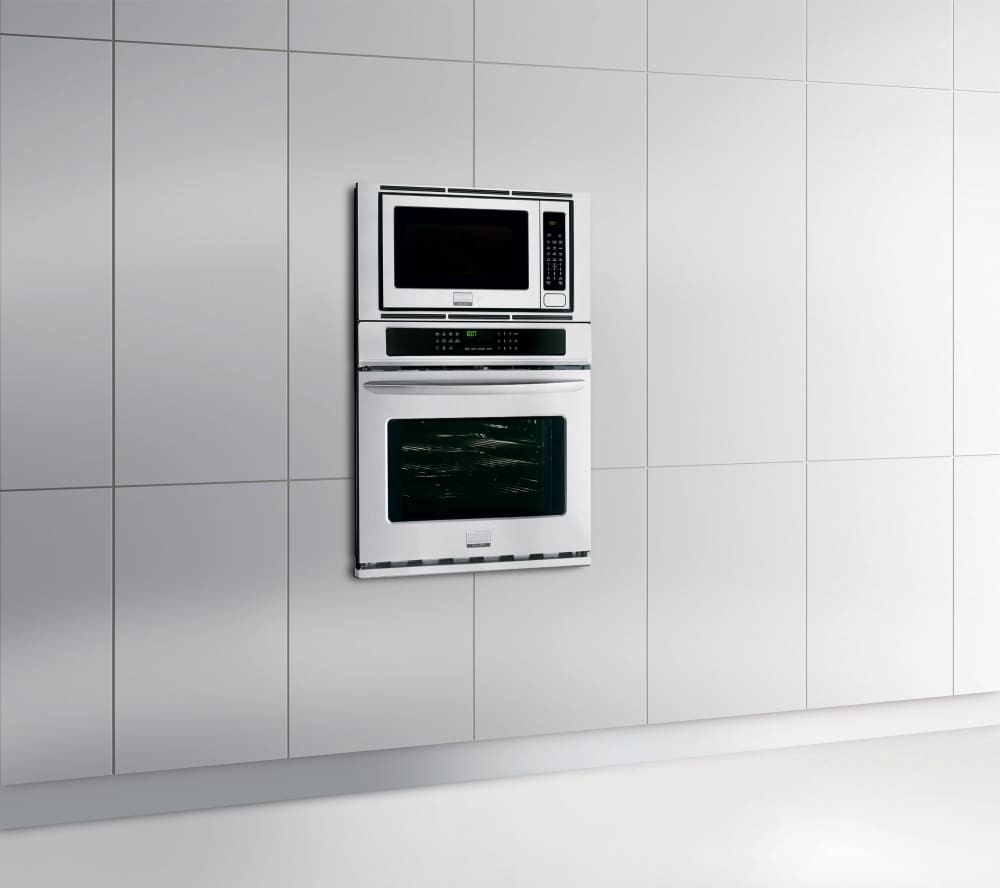 Oven Frigidaire Gallery Series Fgmc3065pf Kitchen View