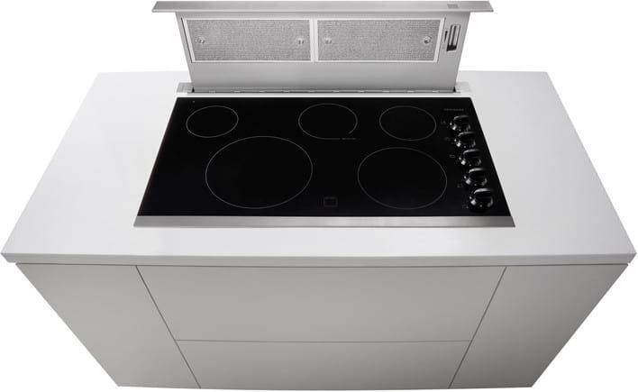 Frigidaire Fh36dd50ms 36 Inch Downdraft Ventilation System