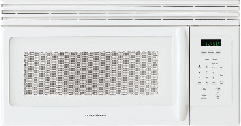 Frigidaire Fmv157gs 1 5 Cu Ft Over The Range Microwave
