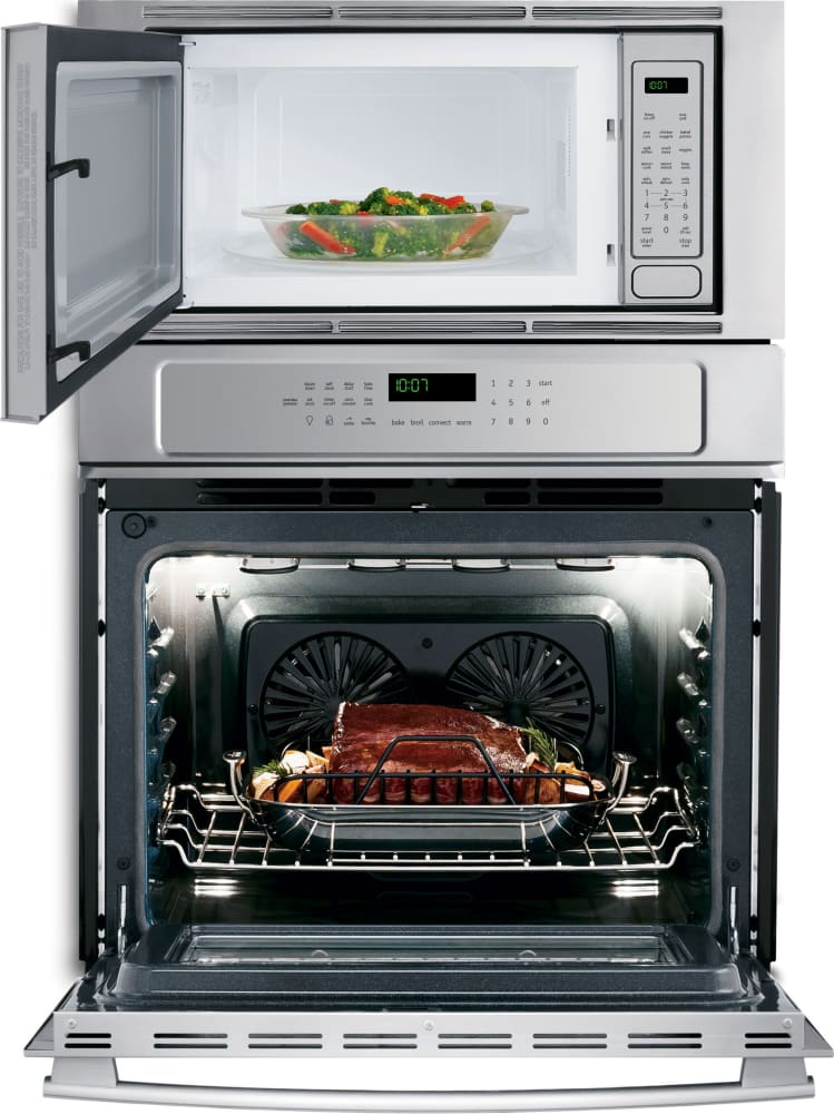 Frigidaire Fpmc3085pf 30 Inch Combination Wall Oven With 4
