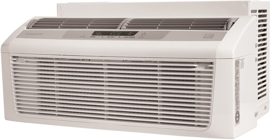 Frigidaire Fra064vu1 6 000 Btu Low Profile Window Air