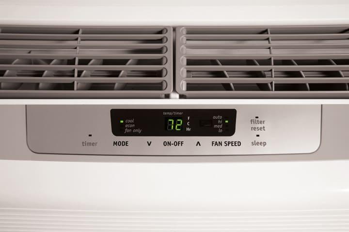 Frigidaire FRA064VU1 6,000 BTU Low Profile Window Air