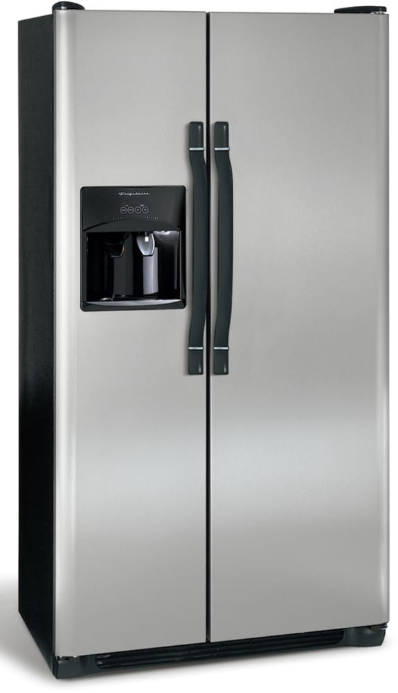 Frigidaire Frs3hr35kw 22 6 Cu Ft Side By Side
