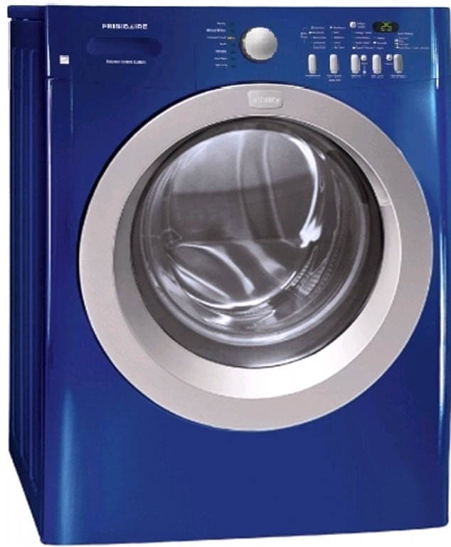 Frigidaire Fafw3517kn 27 Inch Front Load Washer With 3 5