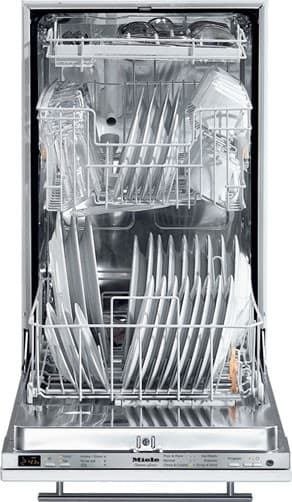 Miele Dishwasher Reviews >> Miele G1262SCVI 18 Inch Fully Integrated Dishwasher with 6 ...